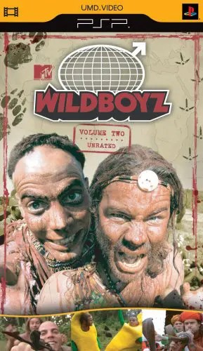 Wildboyz Volume 2 (Unrated) for PSP UMD Video