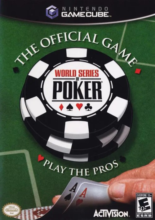 World Series of Poker for Nintendo GameCube