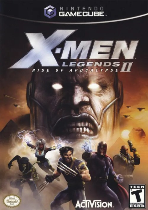X-Men Legends II: Rise of Apocalypse for Nintendo GameCube