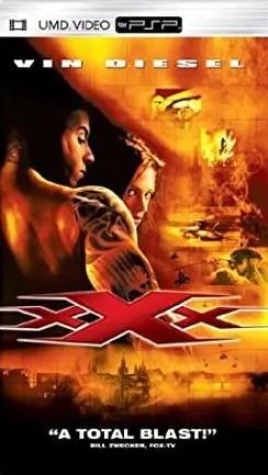 XXX for PSP UMD Video