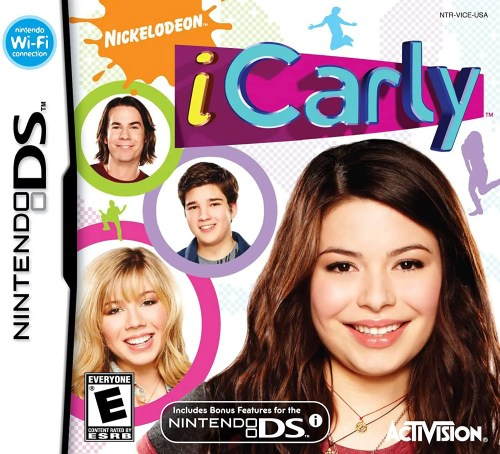 iCarly for Nintendo DS