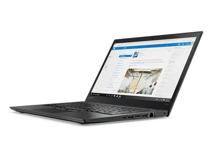 """Lenovo ThinkPad T470s 14"""" Ultrabook"""