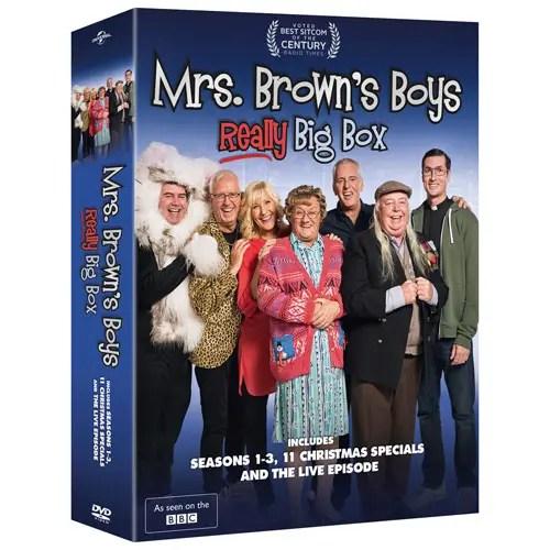 Mrs. Brown's Boys: Really Big Box DVD Box Set