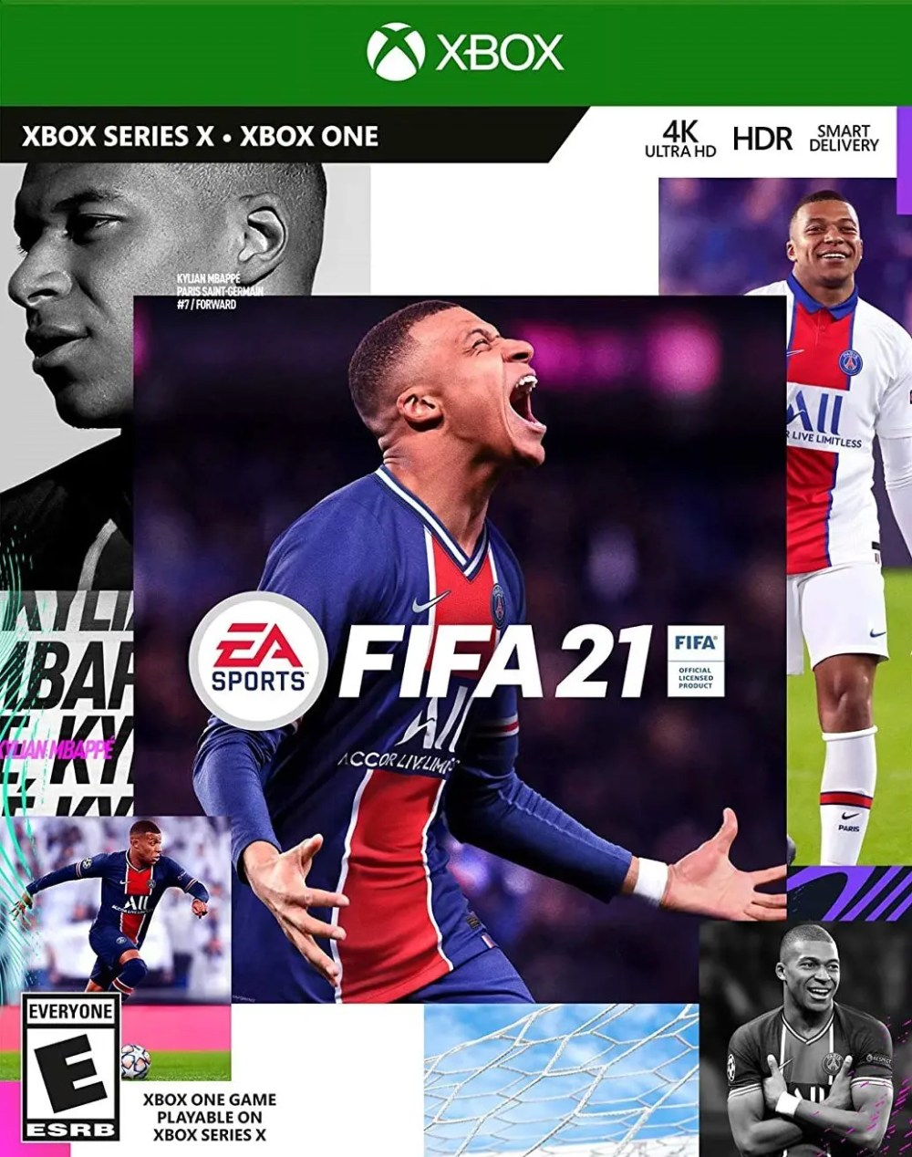 FIFA 21 for Xbox One & Xbox Series X