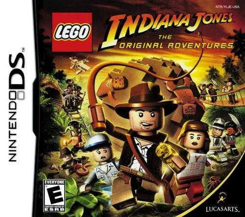 LEGO Indiana Jones: The Original Adventures for Nintendo DS