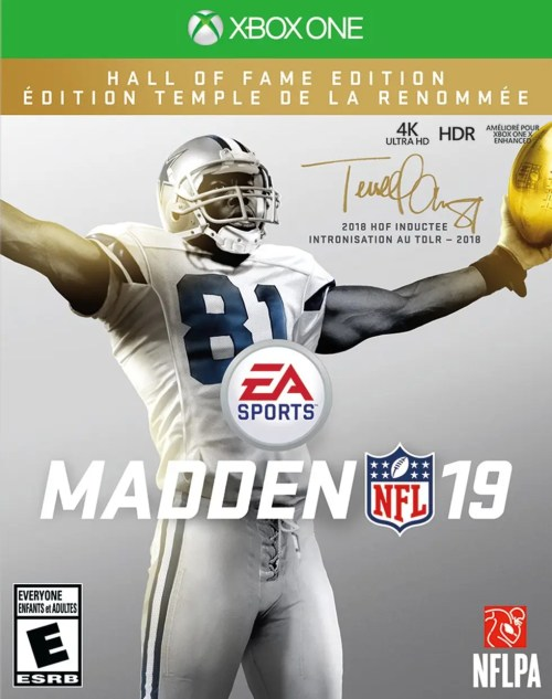 Madden NFL 19 (Hall of Fame Edition) for Xbox One