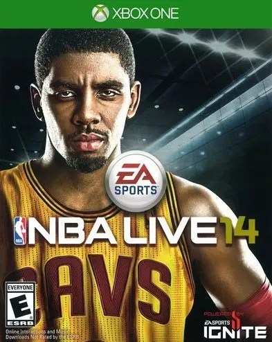 NBA Live 14 for Xbox One