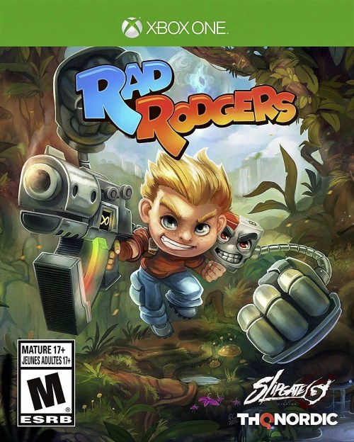 Rad Rogers for Xbox One