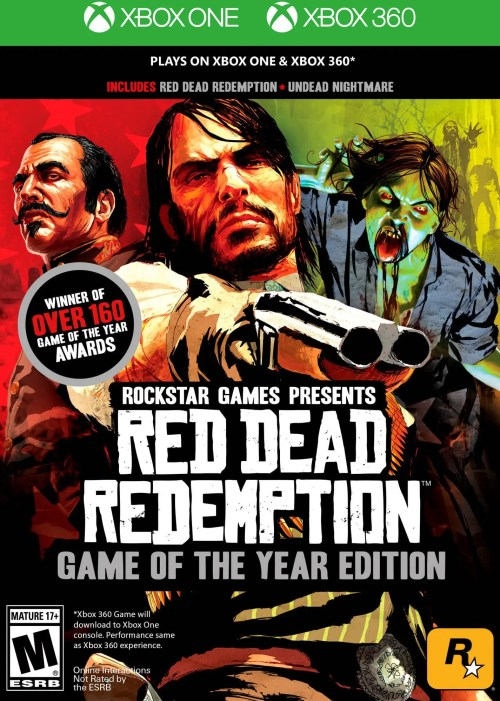 Red Dead Redemption (Game of the Year Edition) for Xbox One & Xbox 360