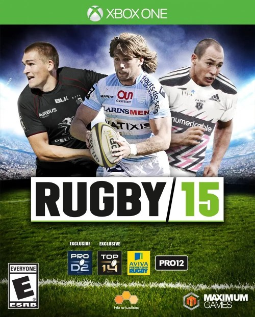 Rugby 15 for Xbox One