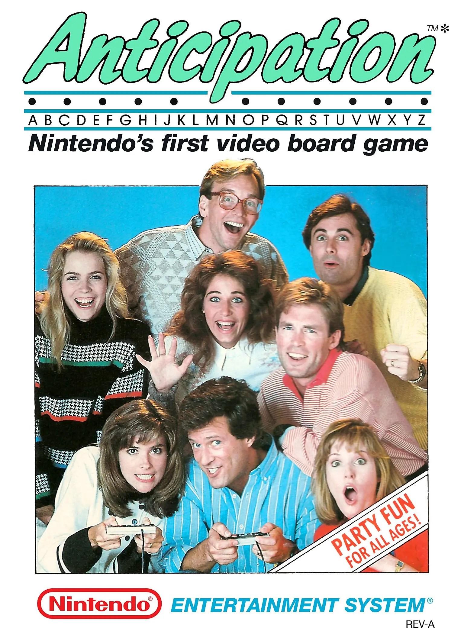 Anticipation for Nintendo Entertainment System (NES)