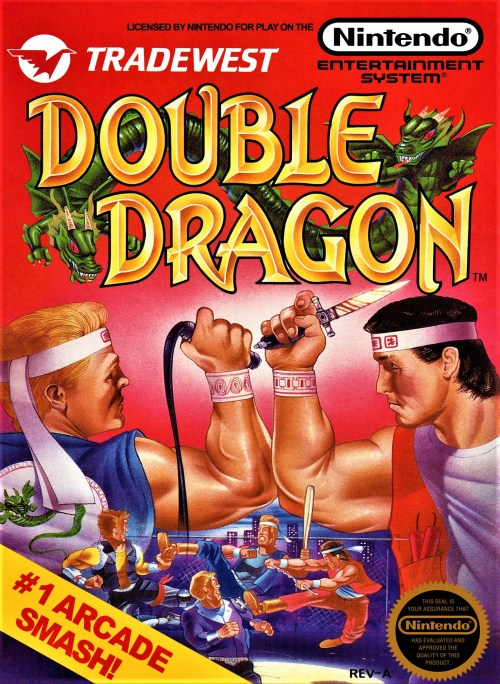 Double Dragon for Nintendo Entertainment System (NES)