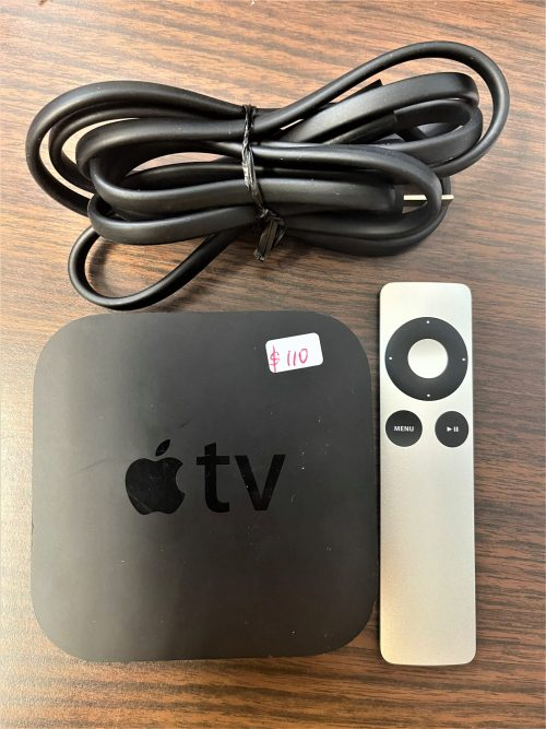 Apple TV (3rd Generation, Black)