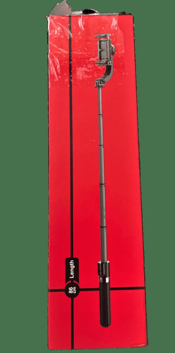 Gimbal Stabilizer Selfie Stick Tripod L08
