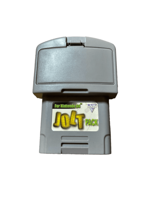 Blaze Jolt Pack for Nintendo 64