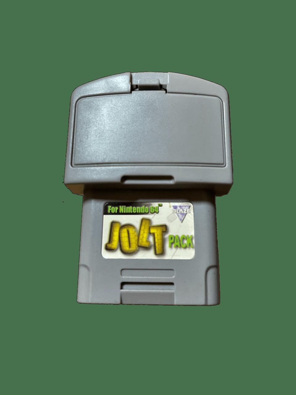 Blaze Jolt Pack for Nintendo 64