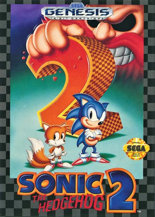Sonic the Hedgehog 2 for Sega Genesis