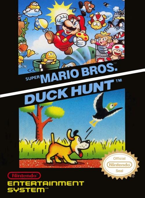 Super Mario Bros. & Duck Hunt for Nintendo Entertainment System (NES)