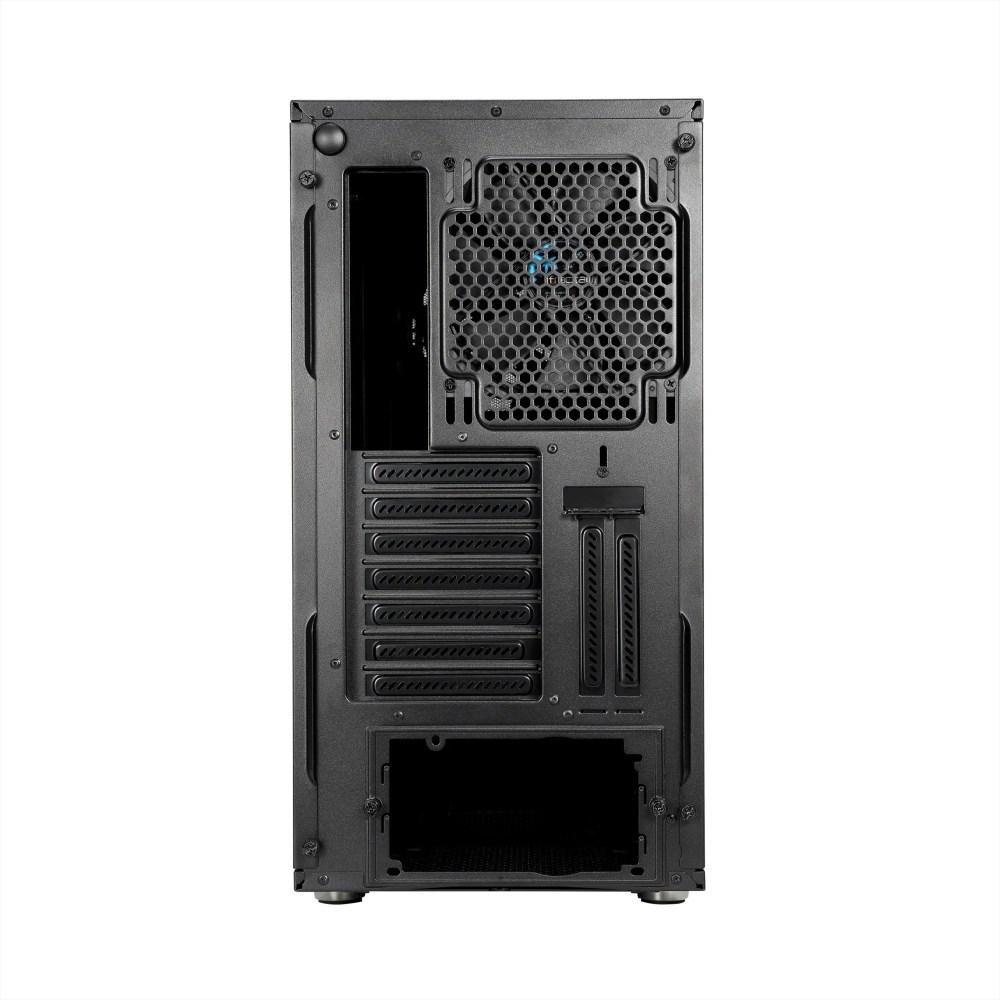 Fractal Design Meshify S2 Mid-Tower Computer Case (Black) (FD-CA-MESH-S2-BKO)