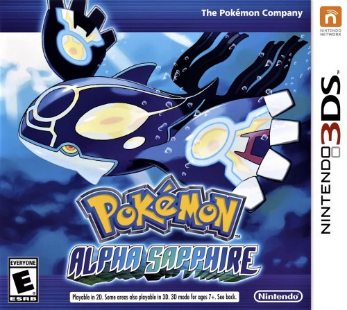 Pokémon Alpha Sapphire for Nintendo 3DS