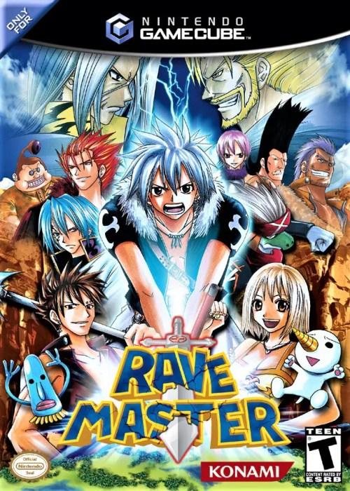 Rave Master for Nintendo GameCube