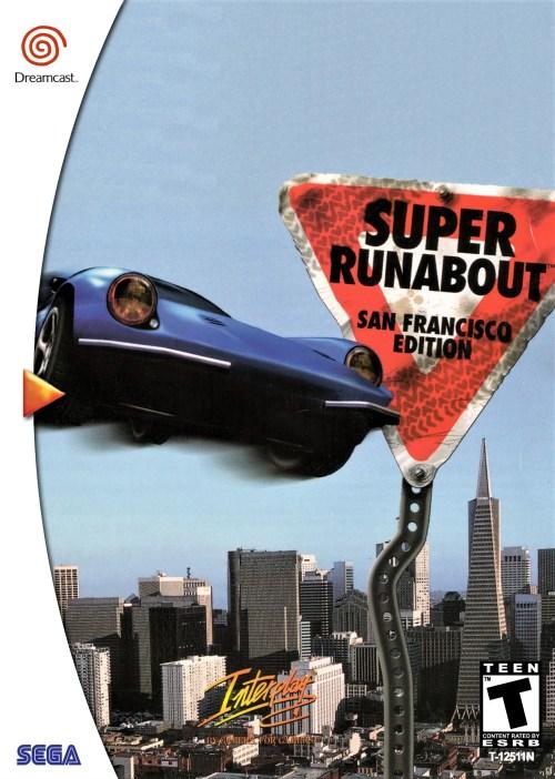 Super Runabout (San Francisco Edition) for Sega Dreamcast