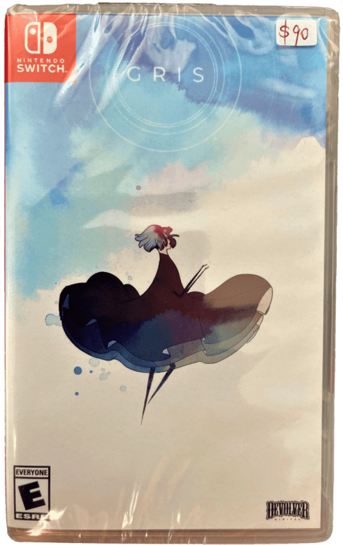 GRIS (Limited Run Games Variant) for Nintendo Switch