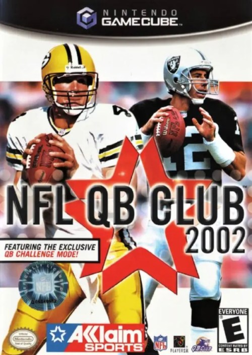 NFL QB Club 2002 for Nintendo GameCube