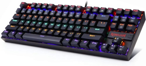 Redragon Kumara K552 LED Rainbow Backlit Mechanical Gaming Keyboard