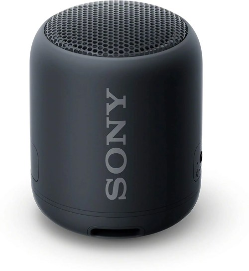 Sony XB12 EXTRA BASS Portable Bluetooth Speaker (Black) (SRS-XB12)