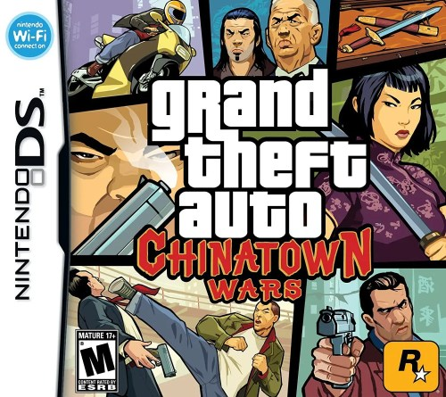 Grand Theft Auto: Chinatown Wars for Nintendo DS