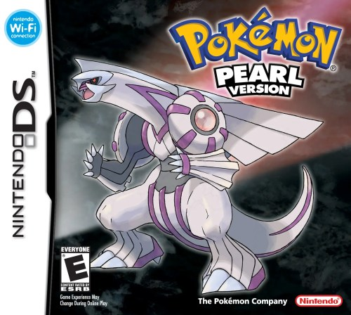 Pokémon Pearl Version for Nintendo DS