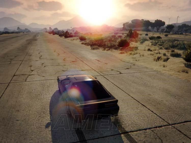 GTA5 導彈彈跳降落傘車滅世暴徒2000操作圖文介紹 | 蝦米攻略網