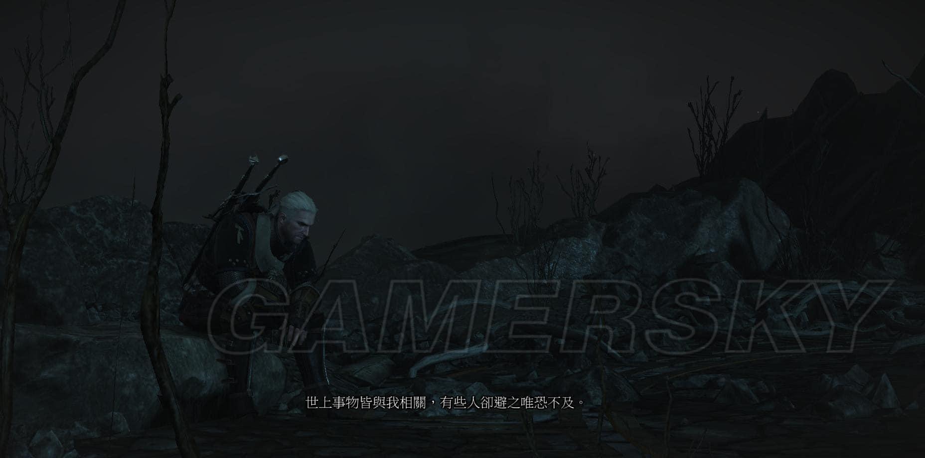 巫師3 DLC石之心鏡子大師謎題攻略及結局獎勵 巫師3DLC石之心結局怎麼選   蝦米攻略網
