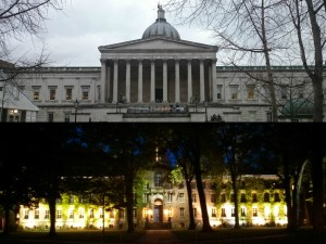 The curriculum differences between UCL and Princeton can almost be as stark as the contrast between night and day (photo credit: Jalisha Braxton)