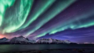 Magnetic reconnection is responsible for the Aurora Borealis. Things you learn over dinner!