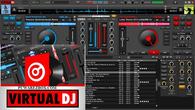Virtual DJ Pro Cracked