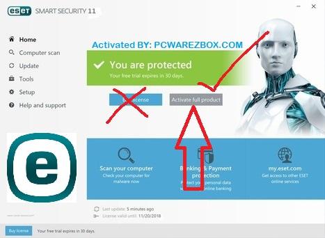 ESET NOD32 Antivirus 13.2.18.0 Crack Full License Key New
