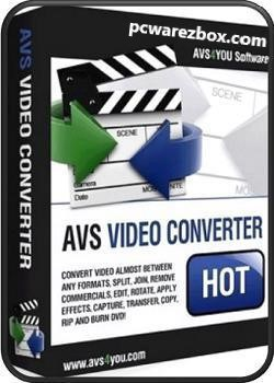 AVS Video Converter 12.0.2.652 Crack with Keygen