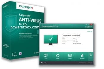 Kaspersky Antivirus 2019 Crack with License Key [Updated]