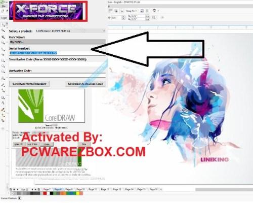 CorelDRAW Graphics Suite Activation Key