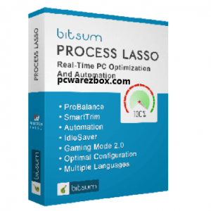 Process Lasso Pro 9.6.0.68 Crack + Activation Code 2020