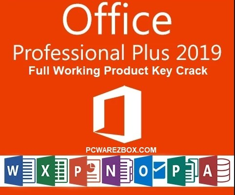 Microsoft Office 2019 Product Key + Crack {Mac/Win} New