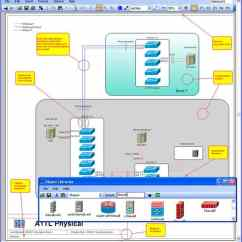 Visio Logical Network Diagram Evinrude Etec 225 Wiring Top 10 Topology Mapping Software Pc Notepad Diagramming