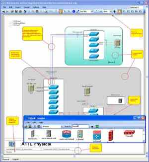 Top 10 Network Diagram, Topology & Mapping Software  PC & Network Downloads  PCWDLD