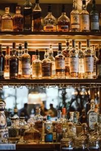 Whisky blend, mezclado