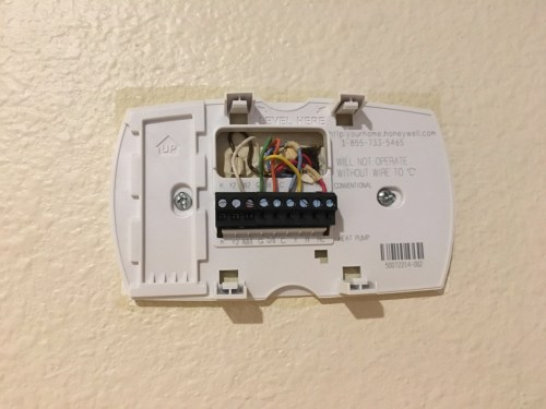 small resolution of thankfully our configuration was compatible with the nest whew based on your configuration the website will generate a wiring diagram that you can use