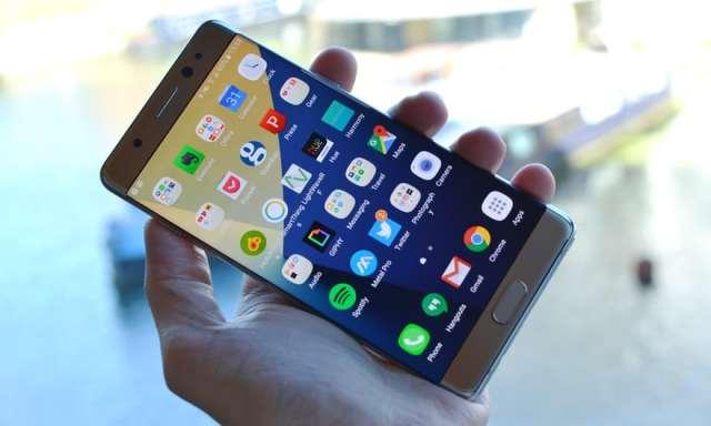 Samsung Galaxy Note 7, 2016