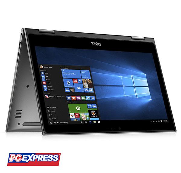 "Dell Inspiron 13 5378-I77500U Intel Core i3 13.3"" Touch 2-in-1 Windows 10 Laptop (Gray)"