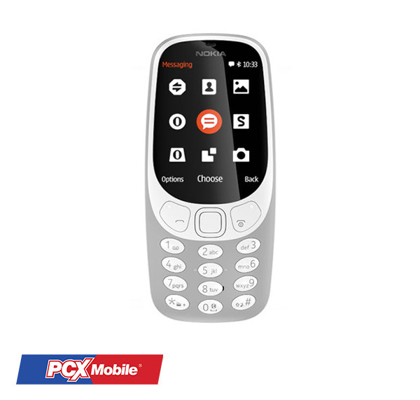 Nokia 3310 Dual SIM Grey Mobile Phone